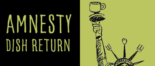 Amnesty Dish Return