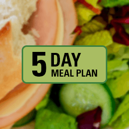 5-Day Meal Plan