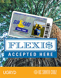 Use Flexi Dollars off-campus too