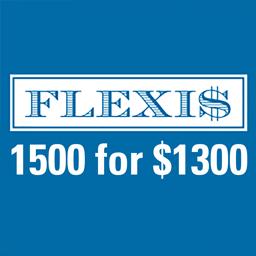 1500 Flexi Icon